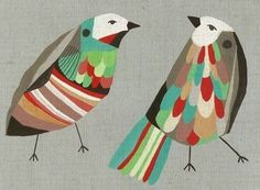 Kleurrijke retroprints van Inaluxe - woonblog. Designs for inspiration