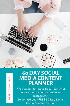 "Whether you are just beginning to create content for your business via social media or you need to spice up your socials with an injection of new content, you need to get your hands on ""Igniting Your Brand – 60 Day Social Media Content Planner!"" Download your FREE planner today! Marketing Budget, Small Business Marketing, Marketing Plan, Content Marketing, Free Planner, Social Media Content, Business Planning, Spice Things Up, Create Yourself"
