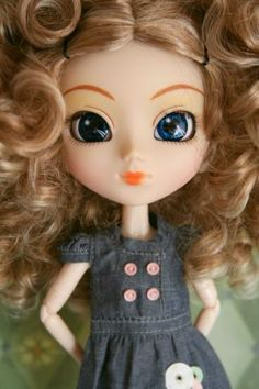 This Pullip is cute.