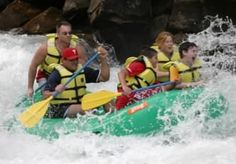 Whitewater Rafting in North Carolina only minutes from Nantahala Lake: Experience the beauty and adventure of whitewater on the Nantahala River. We are family owned and located directly on river. Our specialty is giving economical prices with the very best in personal service, equipment, facilities, and staff. No experience necessary. Guided & unguided trips available March through October. Walk-ins are welcome or call to reserve your adventure. We look forward to seeing you on the river.