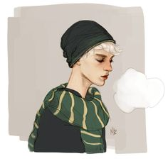 Draco Malfoy by Natello's Art  ~ can't be helped