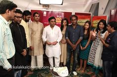 #KaaviyaThalaivan Movie Audio Launch Stills  More Stills: http://www.kalakkalcinema.com/tamil_events_list.php?id=7361&title=Kaaviya_Thalaivan_Movie_Audio_Launch_Stills