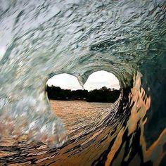 Au creux de la vague.