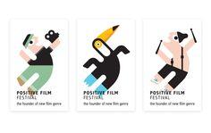 https://www.behance.net/gallery/23436489/Positive-Film-Festival-by-SAATCHI-SAATCHI-Ukraine