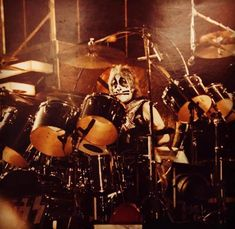 Kiss Members, Peter Criss, Hot Band, A Good Man, Rock Bands, Drums, Music Instruments, Demons, Percussion