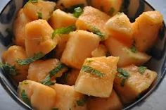 Cantaloupe is one of nature's most hydrating foods. Packed with vitamin A and C, this melon travels easily and is an excellent make-ahead snack…