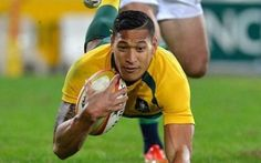 Rugby Championship, che spettacolo: gli Wallabies beffano il Sudafrica #rugby #rugbychampionship