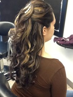 #wedding hairstyle #Paula Marques
