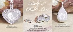 Baby, Infant and Child Loss Memorial Jewellery