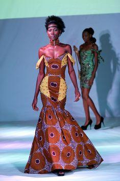 FAB Fashion: Ghana Fashion and Design Week Day 2 Part 1 | Brigitte Merki