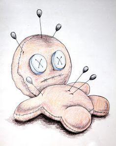 113 Mejores Imágenes De Muñecos Vudú Voodoo Dolls Voodoo Doll