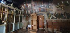 Kreta-Basilika Ayos Titos Kirchen, Travelling, Painting, Mosque, Crete, Temples, Painting Art, Paintings, Painted Canvas