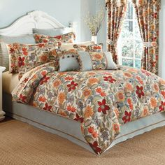 Croscill MardiGras Bedding Collection $249 4 pieces