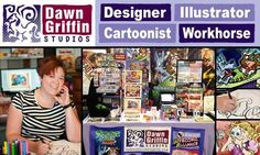 My 2017 Convention/Event Schedule is now posted! #comics #geekdom http://ift.tt/1FchSgi