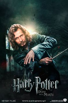 Sirius Black - Deathly Hallows Extended by ~HogwartSite on deviantART