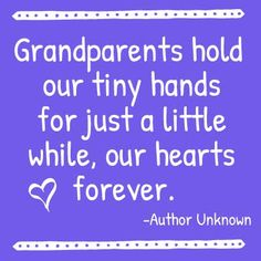Grandparents Day Poems And Quotes Words of Wisdom