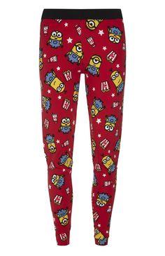 Primark - �Minions Popcorn� Pyjamaleggings