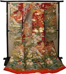 Uchikake or Wedding Kimono | eBay