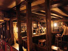 I want a pub style basement