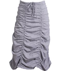 Ruched skirt....must....have....one....or....two...