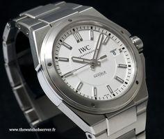 Test de la montre IWC Ingenieur Automatic | The Watch Observer