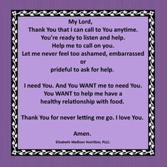 Never Hesitate to Go to the Source of Your Strength - A Weight Loss Transformation Prayer