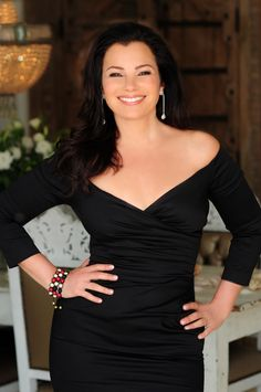 Fabulous, funny, smart and talented: Fran Drescher. My role model.
