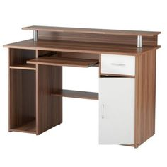 Wood 'albany' Workcentre Desk