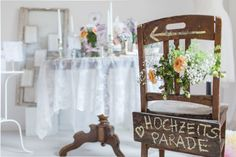 Wunderschöne Hochzeitsinspirationen auf der Hochzeitsparade 2015   Hochzeitsblog - The Little Wedding Corner