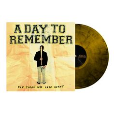 A Day To Remember - For Those Who Have Heart #adaytoremember #forthosewhohaveheart #vinyl #adtr