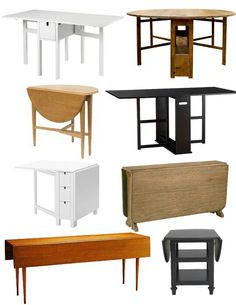 Dining Tables For Small Space