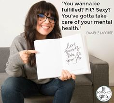 Love this episode of the @FitBottomedGirls podcast with #DanielleLaPorte