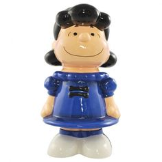 Lucy Cookie Jar.