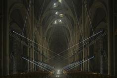 La lumière divine est artificielle à York Minster | The Creators Project