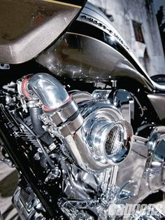 Blown and Thumping Road Glide
