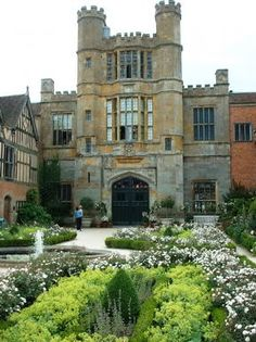 Coughton Court, TheHouse