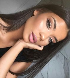 Gorgeous Makeup: Tips and Tricks With Eye Makeup and Eyeshadow – Makeup Design Ideas Kiss Makeup, Glam Makeup, Makeup Inspo, Makeup Inspiration, Eye Makeup, Hair Makeup, Full Face Makeup, Makeup Style, Runway Makeup