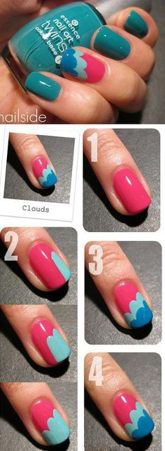 DIY: easy way to decorate your nails