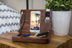 PERSONALIZED MENS GIFT Docking Station gifts for men gift