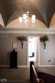 #bedroom #glamour #vintagehollywood #richcolors #masterbedroom #jeffersoncity #SHIncOnline #BuildingExcellence