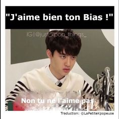 """Kpop Meme - French - Please note that """"Kpop meme"""" contains ALL kpop groups and not only鈥� # Random # amreading - Bts Memes, Funny Kpop Memes, Meme Meme, French Meme, Wattpad, Meme Faces, Kpop Groups, Funny Moments, About Me Blog"""