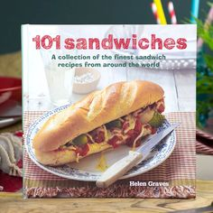 You will never run out of sandwich ideas again!
