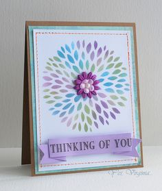 thinking of you by Virginia L., via Flickr