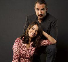 """The Artist"" stars Jean DuJardin & Berenice Bejo - I really like these two!"