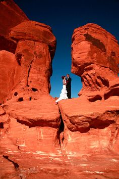 The Best Wedding Photo Shoot Locations in Las Vegas