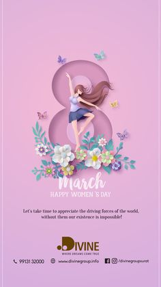 Let's take time to appreciate the driving forces of the world, without them our existence is impossible! Creative Poster Design, Creative Posters, Happy Woman Day, Happy Women, International Womens Day Poster, Save Water Poster Drawing, Breast Cancer Art, Happy Raksha Bandhan Wishes, Women's Day Cards