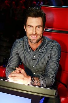 Adam Levine is looking at YOU! #TheVoice #TeamAdam