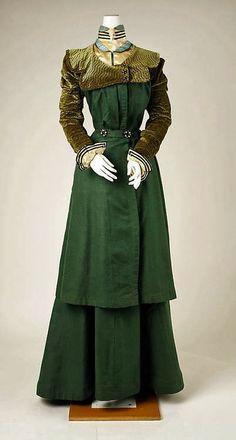 Jacques Doucet Traveling Day Suits | Suit The Metropolitan Museum of Ar; 1900-1905 Evening Dress Jacques ...
