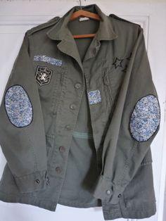 44 meilleures images du tableau Veste militaire   Army jackets ... e75d06f52dc
