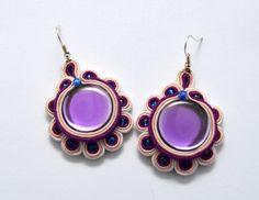 kolczyki sutasz soutache earrings 28